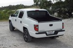 2012 Honda Ridgeline 4X4 Sport Beauty Rear Up Done Small