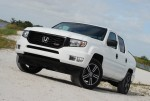 2012 Honda Ridgeline 4X4 Sport Beauty Right Up Done Small