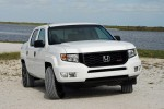 2012 Honda Ridgeline 4X4 Sport Headon Action Left Done Small