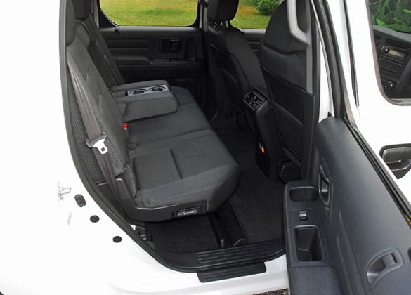 2012 Honda Ridgeline Sport 4 215 4 Review Amp Test Drive