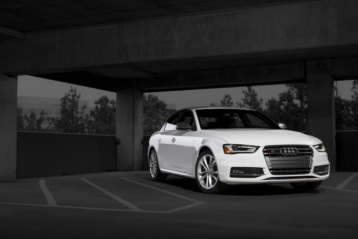 2013 Audi A4 / S4 Score Five-Star NHTSA Safety Rating
