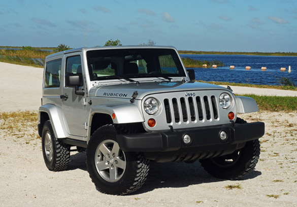 2013 Jeep Wrangler Rubicon 2-Door Review & Test Drive