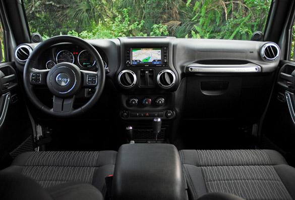 2013 Jeep Wrangler Rubicon 2 Door Review Test Drive
