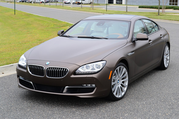 2013 BMW 640i Gran Coupe Review & Test Drive