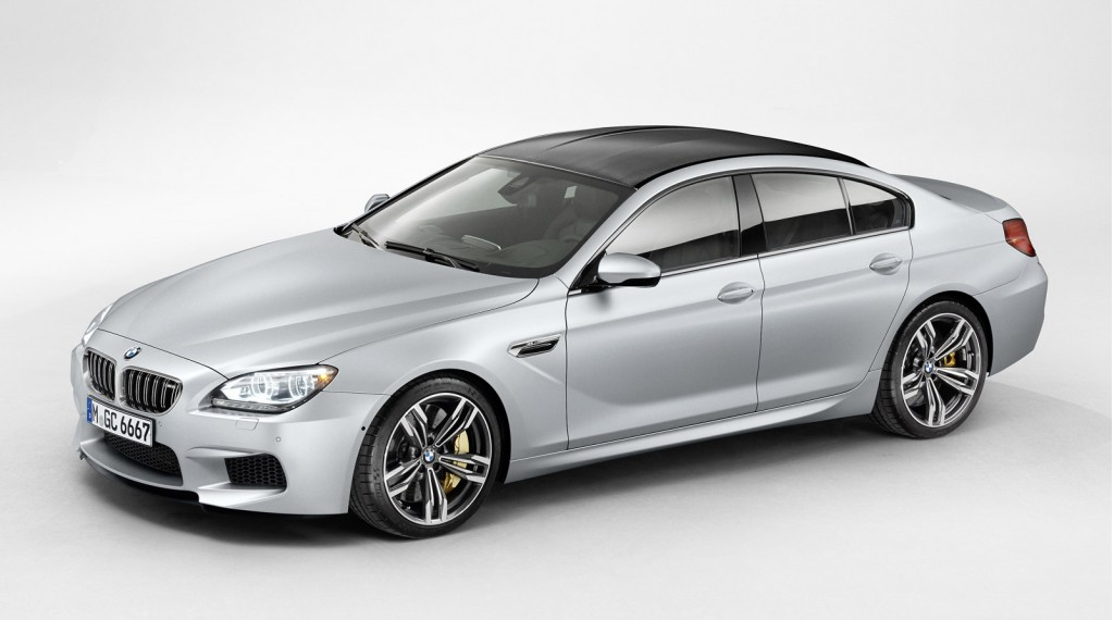 BMW M Gran Coupe Officially Revealed - 2014 bmw 850i price