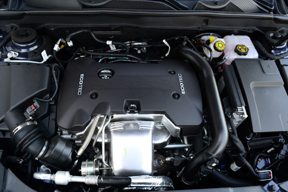 2013 Chevrolet Malibu Ltz 2 0l Turbo First Drive