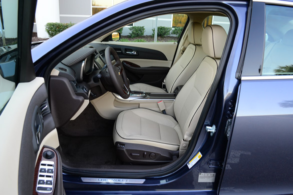 100 Hot Cars 2013 Chevrolet Malibu