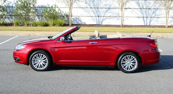 New convertible top chrysler sebring #5