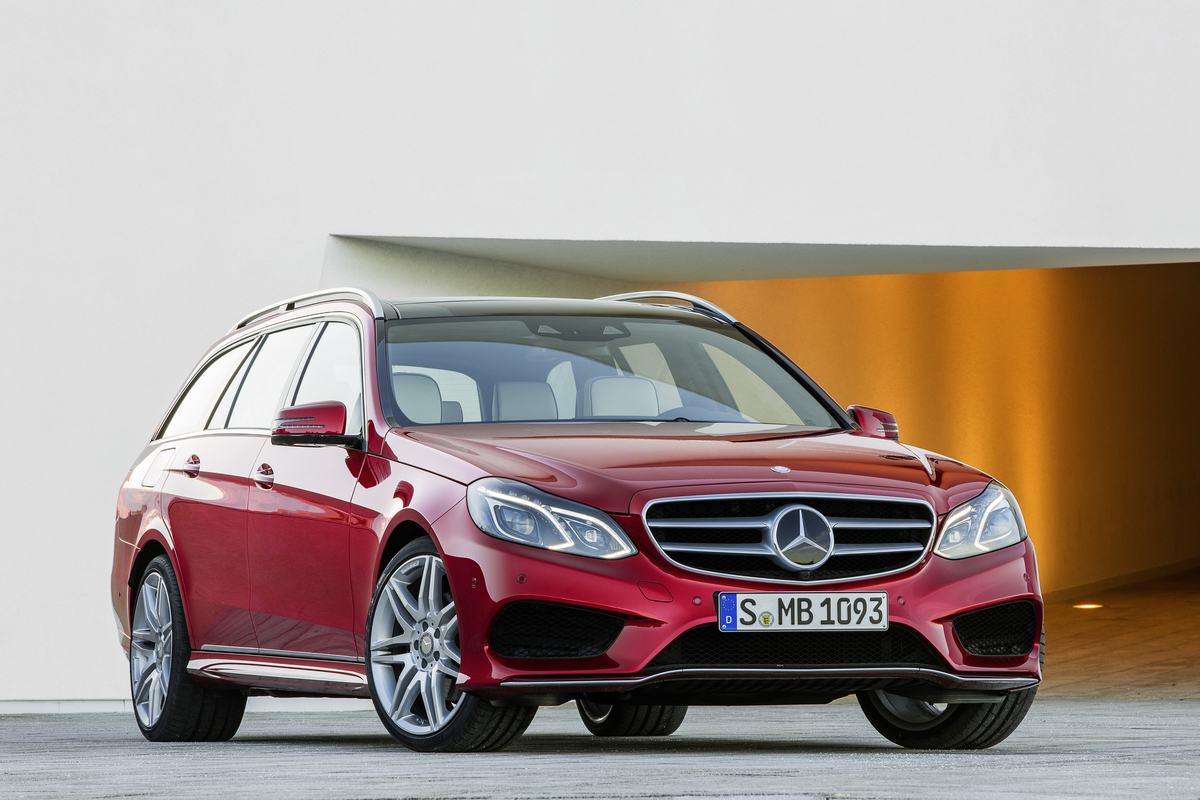 Mercedes benz shows us the 2014 e class for 2014 e class mercedes benz