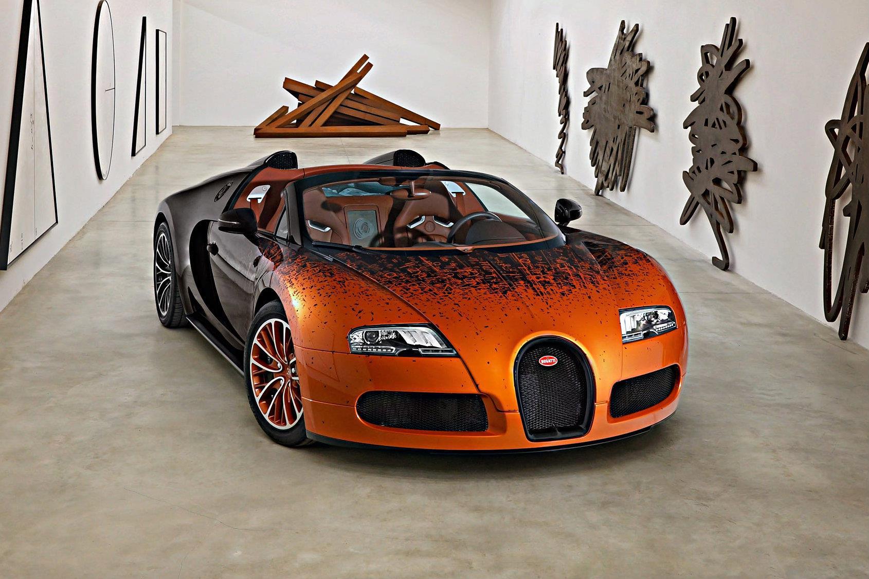 bugatti grand sport venet blends art and science video. Black Bedroom Furniture Sets. Home Design Ideas