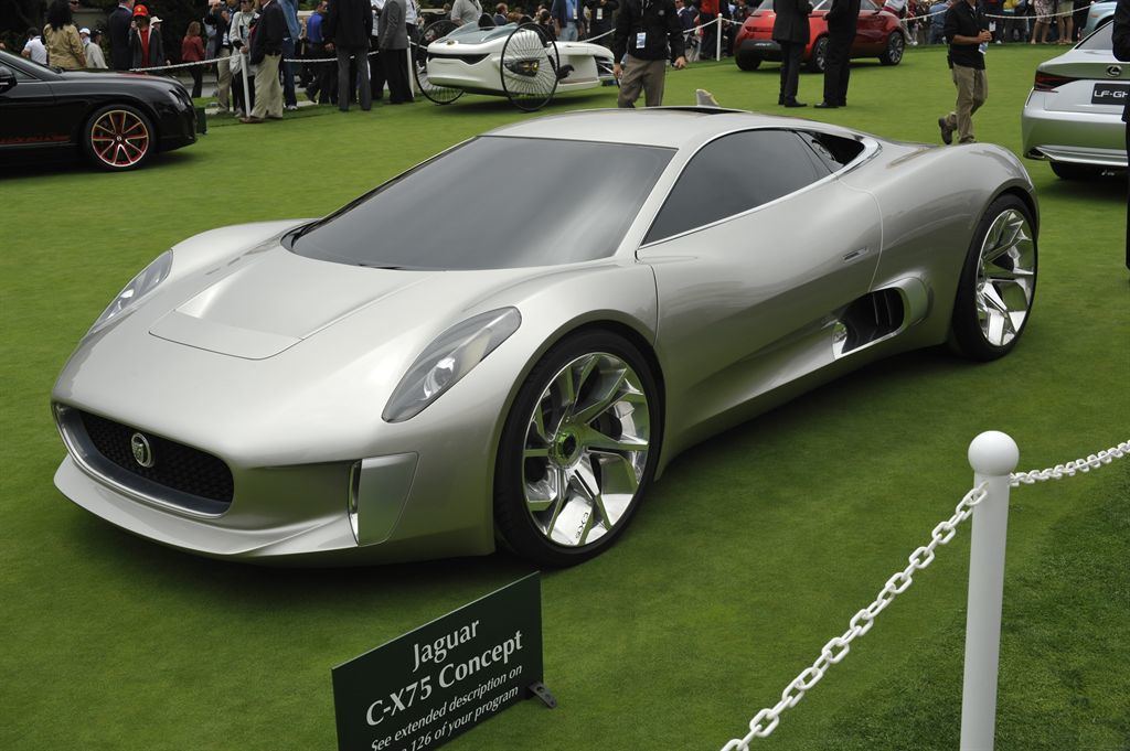 Jaguar's C-X75 Falls Victim To The Global Economy, Other Priorities