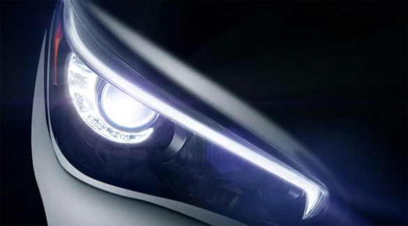 Video: Infiniti Teases New Q50 as G37 Sedan Successor