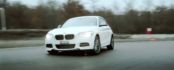 Video: The Fastest Christmas Song In The World – In A BMW M135i
