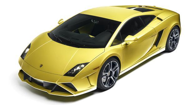 Lamborghini's Gallardo Charges Into The Sunset: Video