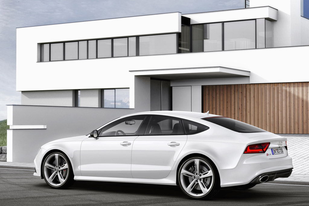 2014 audi rs7 sportback debuts in detroit with 560. Black Bedroom Furniture Sets. Home Design Ideas