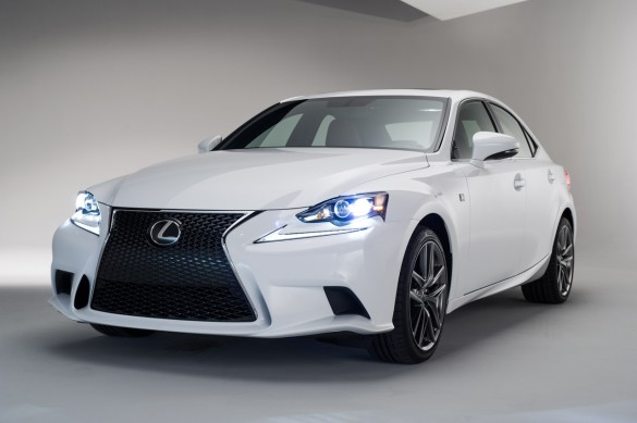 5 Reasons To Treat Yourself To A 63 Plate Lexus