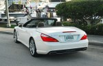 20013 MB SL550 Beauty Rear Boats Done Small