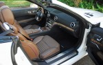 20013 MB SL550 Front Seats Wide Done Small
