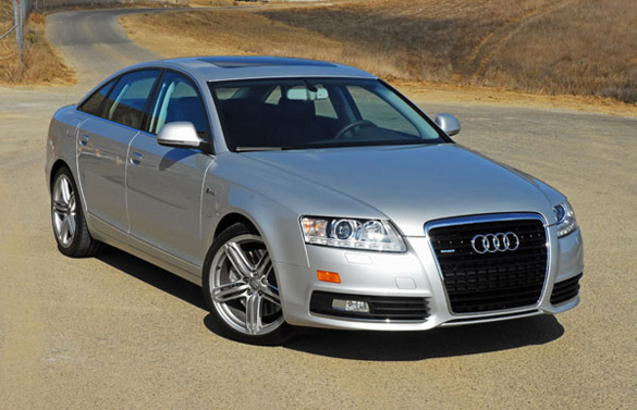 2009 audi a6 3 0 supercharged review test drive. Black Bedroom Furniture Sets. Home Design Ideas