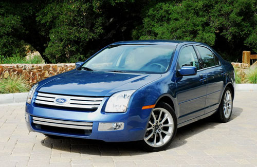 2009 Ford Fusion SEL Sport Edition Test Drive