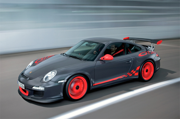 2010 Porsche 911 GT3 RS Revealed – I Swear It's Not a Toy w/ Video