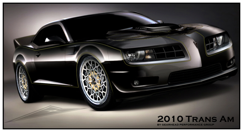 Let the Firebird Fly – 2010 Trans Am