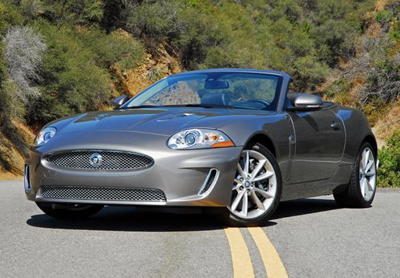 2010 Jaguar XKR Supercharged Convertible Review & Test Drive