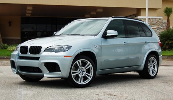 2010 BMW X5 M Review & Test Drive