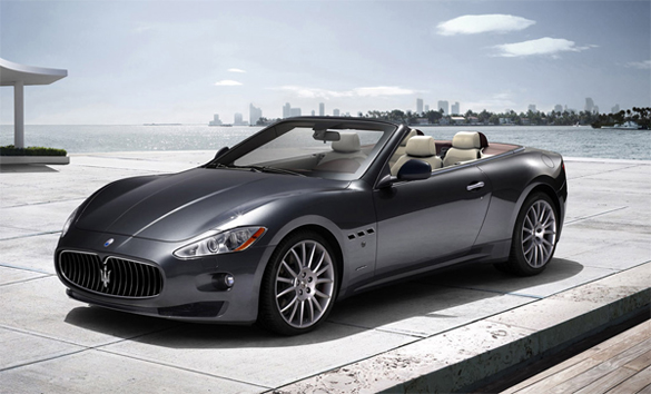 2011 Maserati GranCabrio Previewed ahead of Frankfurt