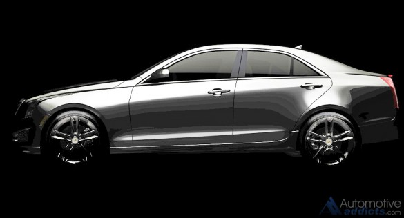 """Video: 2013 Cadillac ATS Promises to be """"Outstanding"""""""