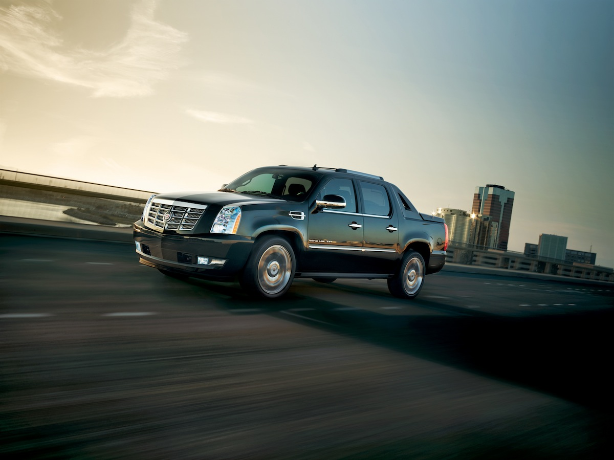 GM Recalls Nearly 55,000 Trucks And SUVs For Transmission Flaw