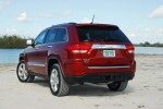2013 Jeep Grand Cherokee Overland Summit Beauty Rear Small