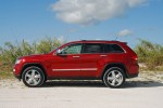 2013 Jeep Grand Cherokee Overland Summit Beauty Side LA Done Small