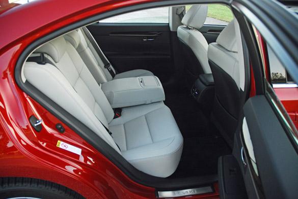 2013 Lexus Es350 Review Amp Test Drive