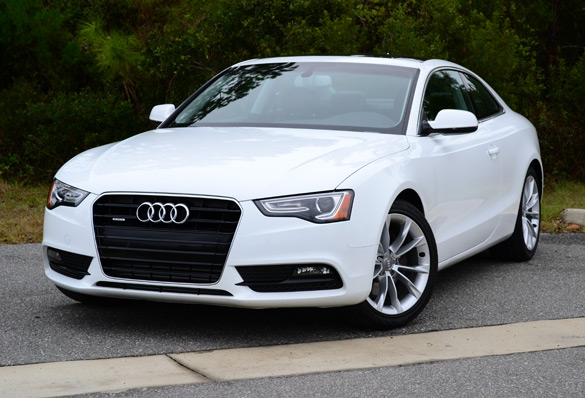 2013 Audi A5 2.0T Quattro Review & Test Drive