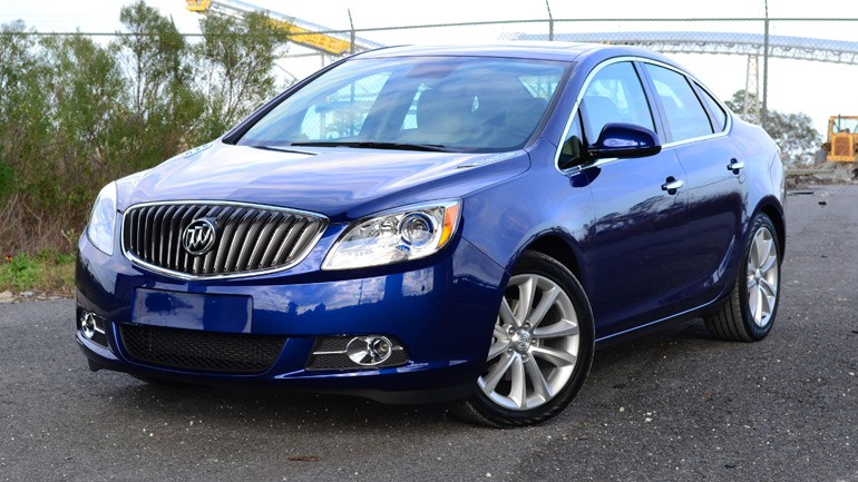 2013 Buick Verano Turbo 6-Speed Manual Review & Test Drive