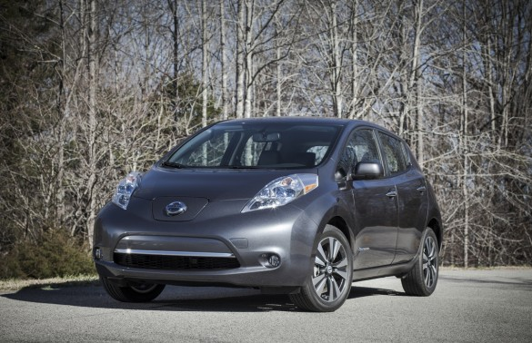To Combat Slowing Sales, Nissan Slashes Leaf Pricing