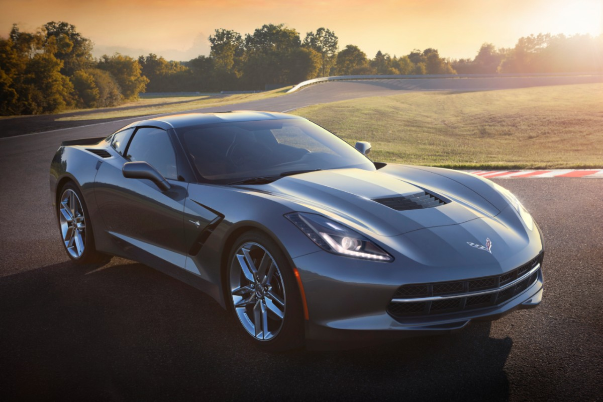 chevrolet officially reveals all new 2014 corvette stingray. Black Bedroom Furniture Sets. Home Design Ideas