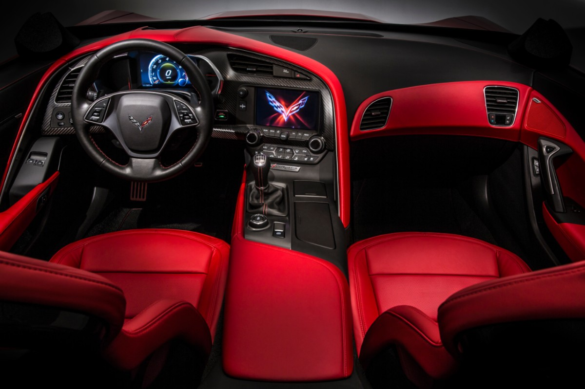 chevrolet officially reveals all new 2014 corvette stingray