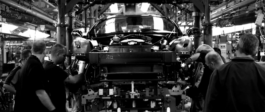 Days From Its Reveal, Chevy Teases The 2014 Corvette: Video