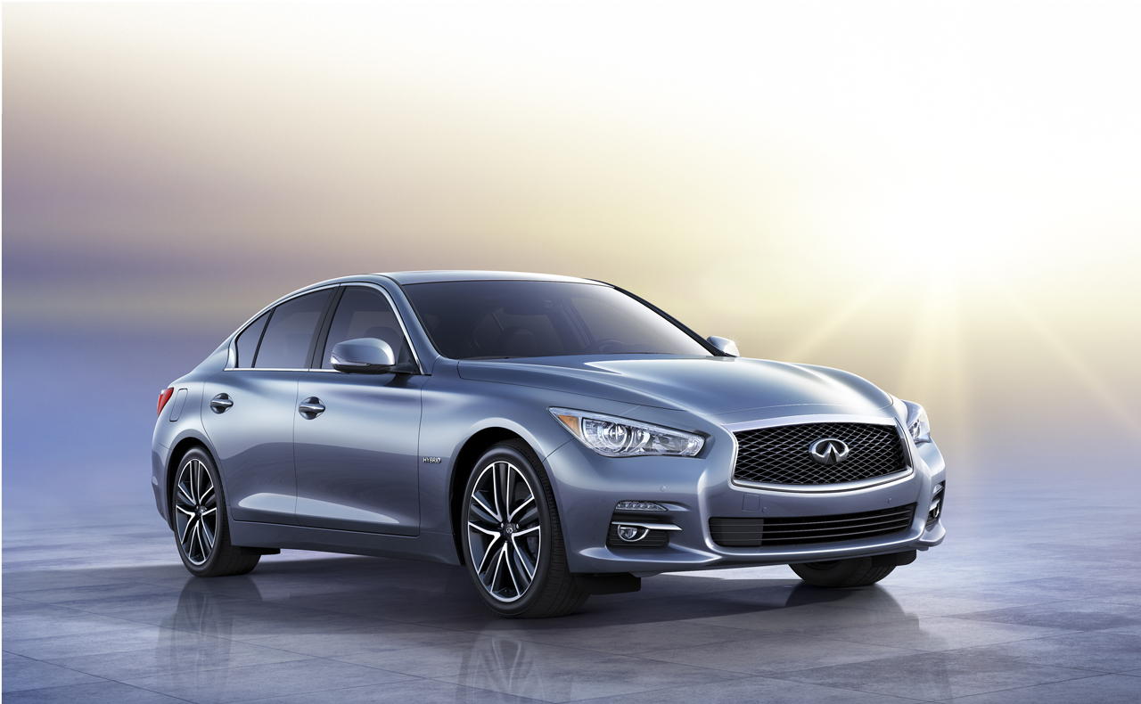 Infiniti Reveals All-New Q50 (G37-Replacement) at 2013 North American International Auto Show