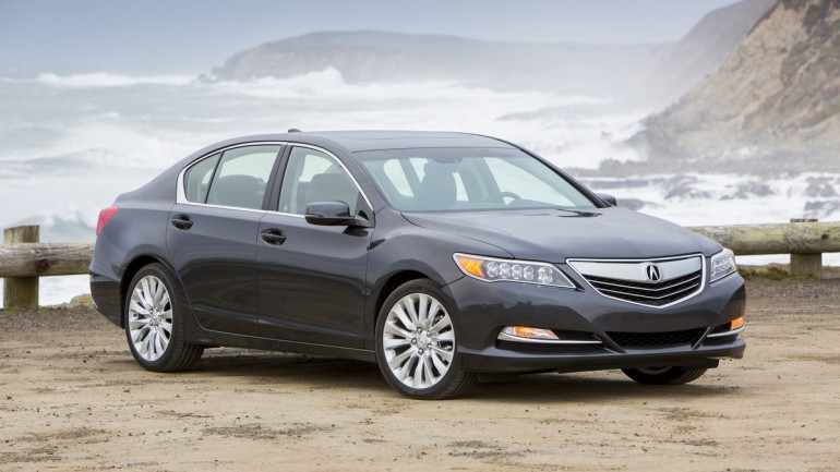 Acura Publishes Pricing Of Its RLX Flagship