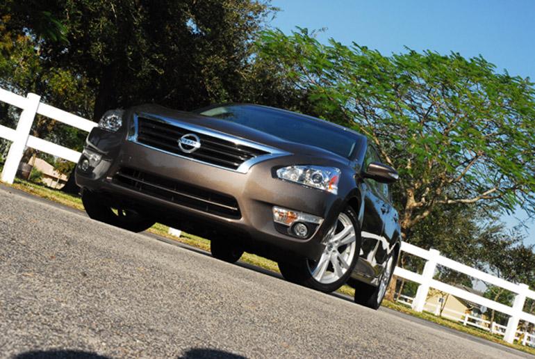 All New 2013 Nissan Altima SL 35 Beauty Right LA Small