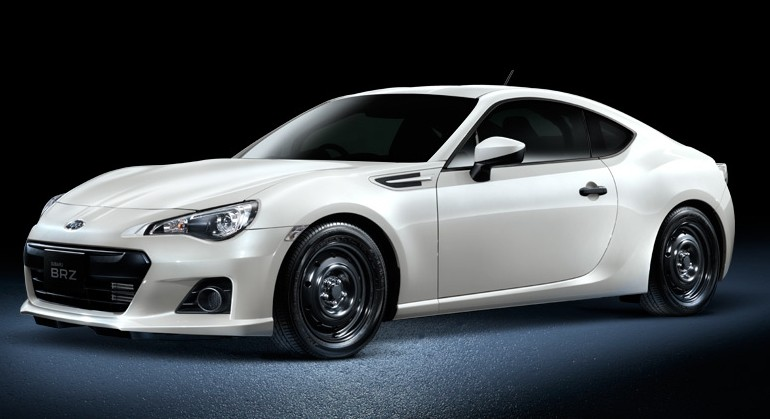 Subaru Announces BRZ RA Racing Model – For Japan Only