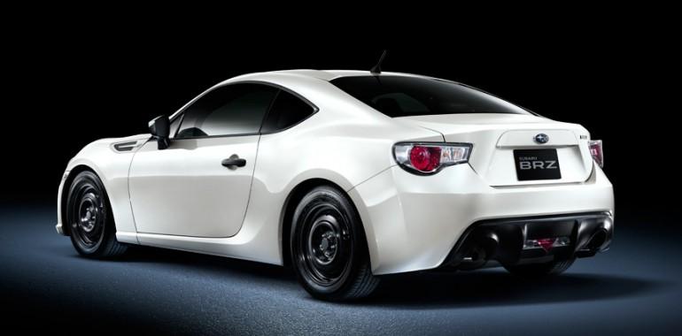 Subaru BRZ RA Racing - image: Subaru Japan