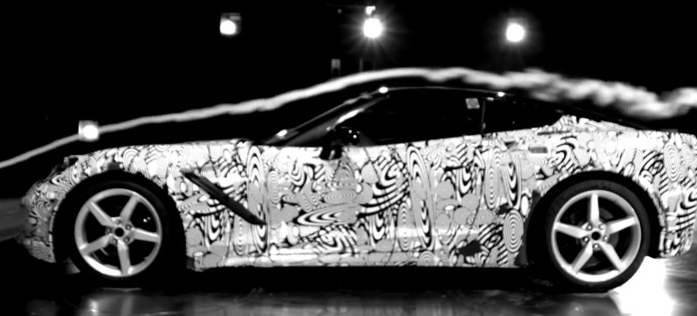 Chevrolet Talks About The 2014 Corvette Stingray's Styling: Video