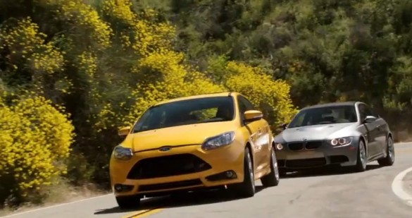 Ford Kicks Off The Focus ST Sessions: Video