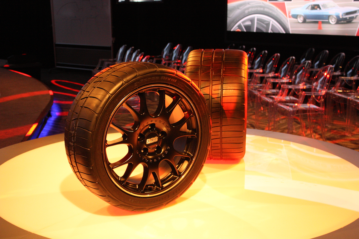 BF Goodrich's new Rival extreme performance tire