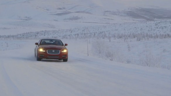 Jay Leno's Garage Drives To The Arctic Circle: Video