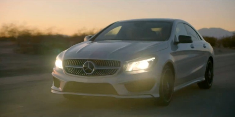 Mercedes' Super Bowl Ad Warns, 'Be Careful What You Wish For' – Video